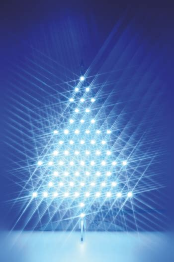 programmable christmas tree