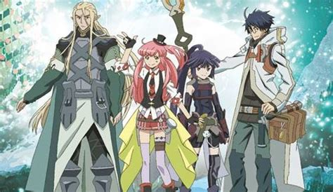 anime fantasy terbaik  terpopuler  seru keren