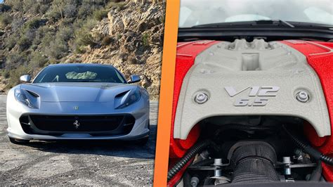 To extract this much power from a v12, without the aid of turbos, superchargers or hybridisation, is. Ferrari 812 Superfast Review: One of the Best Engines of All Time