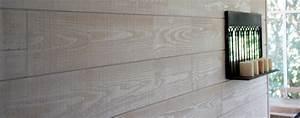Peinture Pour Mur Extérieur : incroyable peinture pour lambris bois 1 rev234tement ~ Dailycaller-alerts.com Idées de Décoration