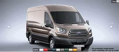 Ford Van Transit Cargo Tan Diesel Rwd