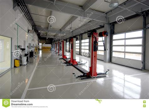 rent a garage to work on your car houston car repair garage autoservice stock photo image 74758946