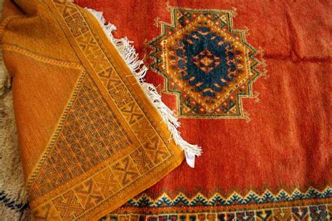 tapis ouarzazate marokech