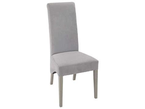 chaises de salle à manger conforama chaise clementine coloris gris vente de chaise conforama