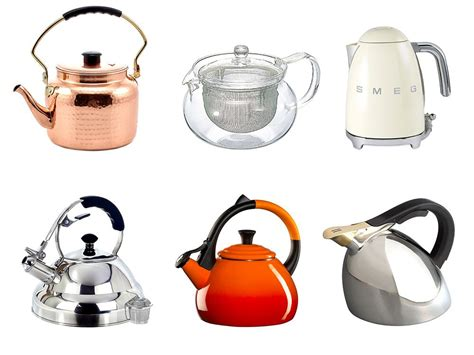 tea kettles kettle pot stainless steel glass copper cup registry electric wedding metal