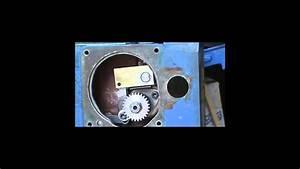 Limitorque Smb-000 Tripper Finger Adjustment