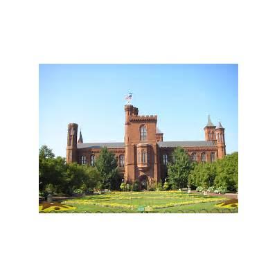 Smithsonian Institution Building Washington D.C. USA