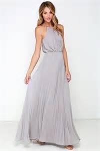 light gray bridesmaid dress bariano dress light grey dress maxi dress 228 00