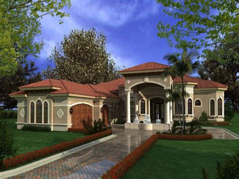 house plans for mansions luxury one mediterranean house plans one