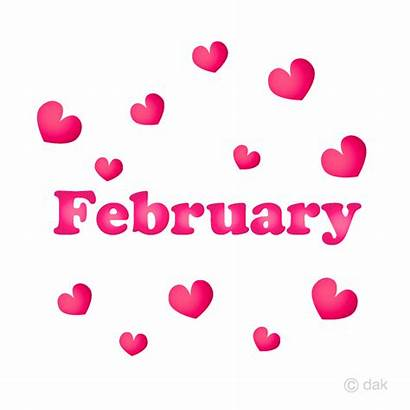 Clipart February Animated Hearts Webstockreview Illustoon