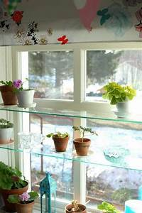 Kitchen Window Shelves  U2014 Eatwell101