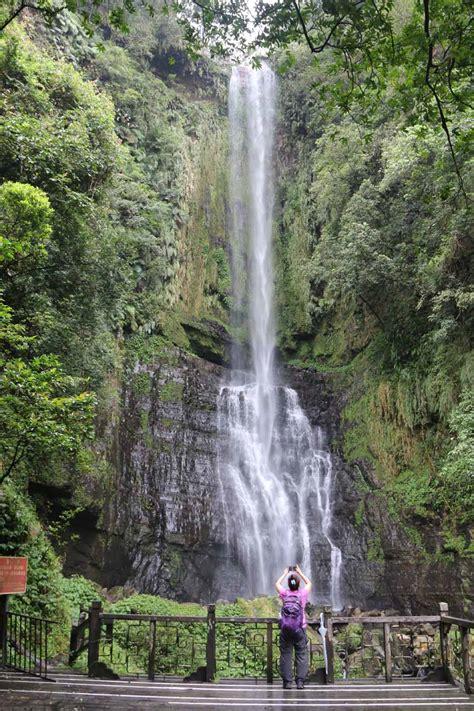 Top Taiwan Waterfalls World