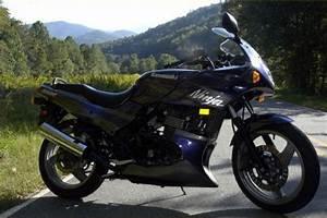 Ninja 500r Kawasaki Ex500 Motorcycle Service Manual