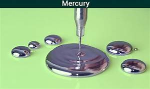 Mercury- Element Information|Physical and Chemical ...