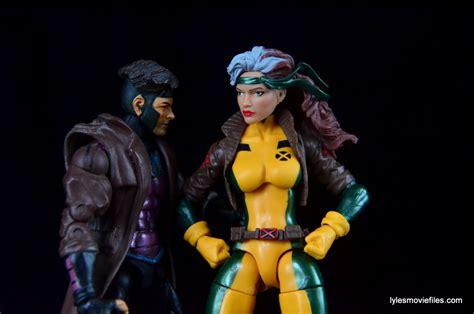 Marvel Legends Rogue Figure Review X-men Build-a