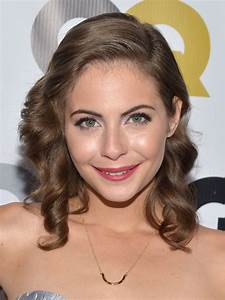 'GQ' Men Of The Year — Get Willa Holland's Exact Makeup ...