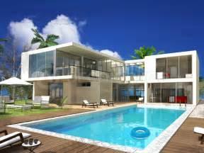 image de maison moderne maison athenis plan de maison moderne par archionline