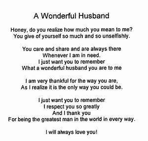 Love Poems For Husband: Love Poems For Husband