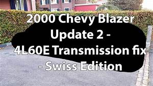 2000 Chevy Blazer Transmission