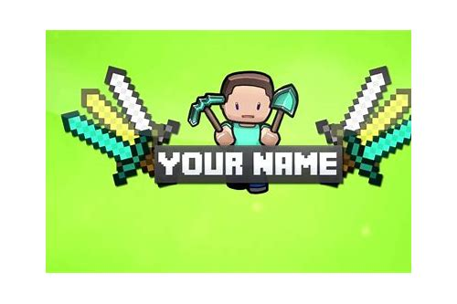 free cool intro minecraft template download