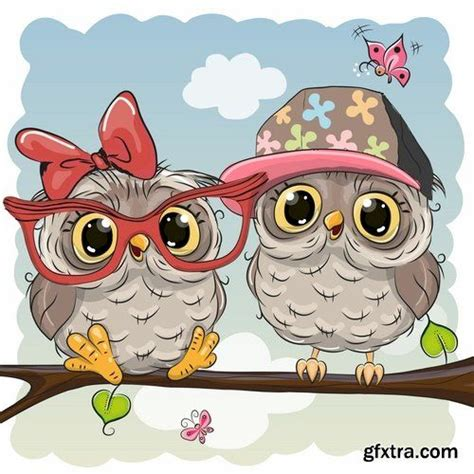 ideas  owl cartoon  pinterest owl art