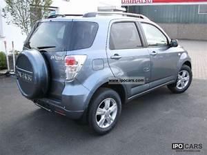 2011 Daihatsu Terios 4wd Automatic Top    5 Years Warranty
