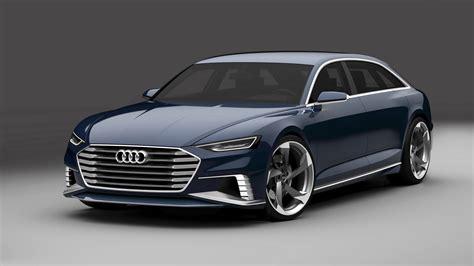 2018 Audi A6 Concept  United Cars  United Cars