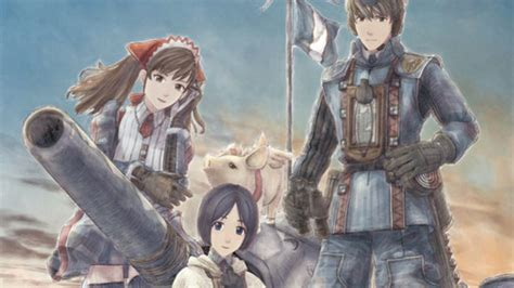 the original valkyria chronicles is coming to the switch eshop in japan