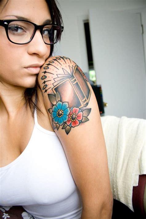 cute arm tattoo designs  girls