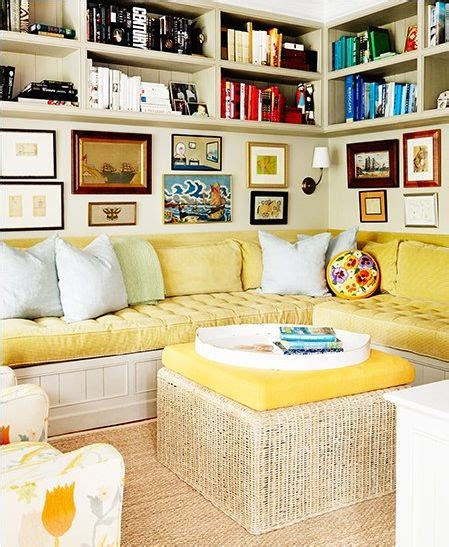 Colorful Living Room Escape by 46 Best Ideas About Cookbook Bookshelves On