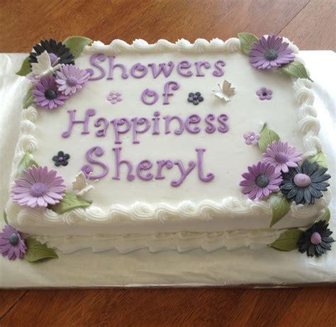 bridal shower cake   cake buttercream
