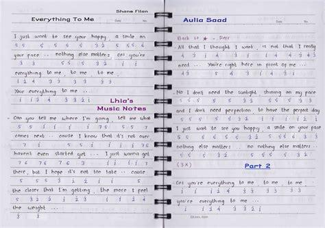 not lagu my heart pianika not angka lagu barat lhia 39 s music notes