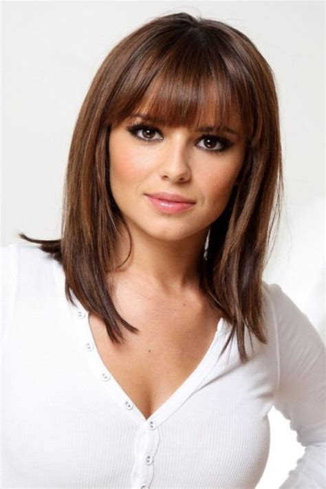 med length haircuts 25 medium length hairstyles you ll want to copy now