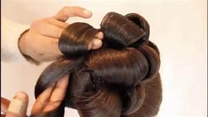 Coiffure Mariage Invitée : coiffure mariage coiffure mariage invit e youtube ~ Melissatoandfro.com Idées de Décoration