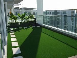 kunstrasen fur balkon und terrasse pflegeleicht und With balkon teppich mit deko tapete selbstklebend