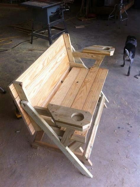 fold  picnic table complete  cup holders ellis
