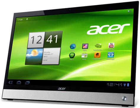android powered monitor on the horizon android news