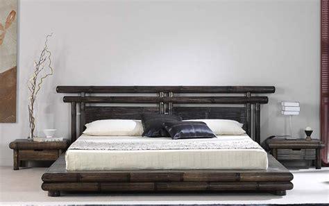 rideaux chambres à coucher lit bambou wengé tao dimensions au choix 4538