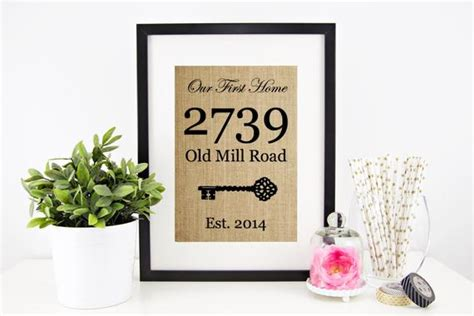 New Home Housewarming Gift Our First Home Sign House Warming Tiling Small Bathroom Ideas Tile Patterns For Walls How To Lay In A Floor Tiles Of Preparing Backsplash Cost Install Luxury