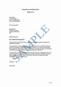 Cease and desist letter sample lawpath for Cease and desist letter template australia