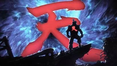 Akuma Tekken Street Fighter Raging Demon Fighters
