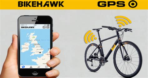Bike Hawk Gps Tracker And Computer  Cool Sh*t You Can Buy