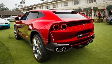 Prices for the 2019 ferrari ff range from $447,400 to $565,730. Ferrari 812 suv 2019   Sport suv, Bmw car, Lamborghini