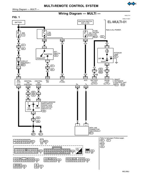 repair guides electrical system 2000 multi remote system autozone