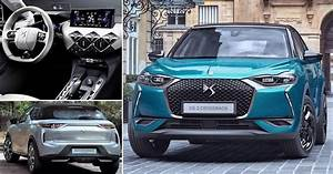 Ds 3 Crossback : ds automobile officially unveils new ds 3 crossback ~ Medecine-chirurgie-esthetiques.com Avis de Voitures