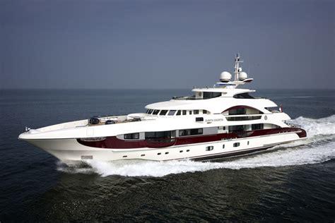 Yacht Quite Essential by Quite Essential Yacht Charter Details Heesen