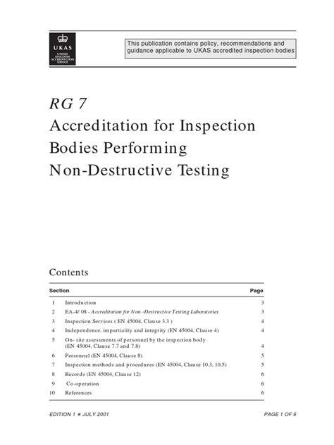 RG7.pdf | Nondestructive Testing | Evaluation
