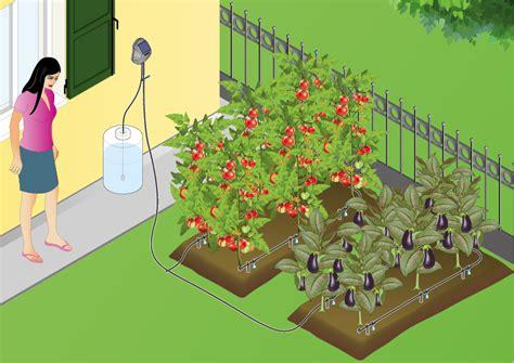 arrosage enterre goutte a goutte arrosage et pulverisation jardinage e jardin