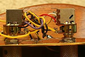 Building A Telecaster Dream Machine  U2013 Part 3  U2013 The Wiring