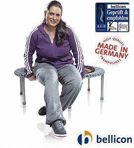 Abnehmen Mit Trampolin : bellicon premium mini trampolin mit rostfreiem edelstahlrahmen bellicon produkte shop ~ Buech-reservation.com Haus und Dekorationen